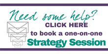 Book a strategy session